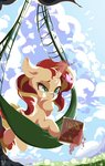 absurdres book butterfly highres magic sunset_shimmer tohupo