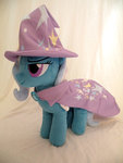 makeshiftwings30 photo plushie the_great_and_powerful_trixie toy