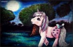 g1 lolliangel123 traditional_art twilight