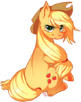 applejack raidouraidou transparent