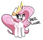 filly kindakismet princess_celestia