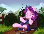 abigail book crossover flute ponified saxopi stardew_valley