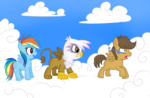 baby bro_ponies colt filly gilda hoops madmax pacce rainbow_dash