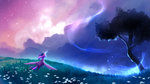 cloud highres nekiw princess_twilight stars tree twilight_sparkle