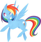 highres rainbow_dash starrypon