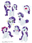brenda_hickey expression_chart hat rarity