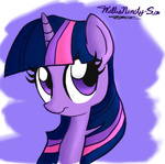portrait twilight_sparkle willisninety-six