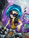 christinies humanized vinyl_scratch