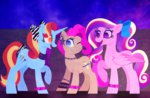 bow carouselunique mayor_mare princess_cadance sassy_saddles