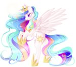clefficia princess_celestia