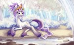 absurdres classical_unicorn highres ponified the-keyblade-pony tree_of_harmony