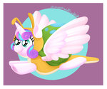 costume highres poecillia-gracilis19 princess_flurry_heart snail whammy