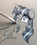 emberslament highres princess_twilight traditional_art twilight_sparkle
