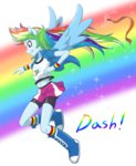 equestria_girls highres horse_ears humanized rainbow_dash ta-na