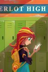 ajvl equestria_girls highres humanized phone sunset_shimmer
