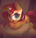 mirroredsea sunset_shimmer