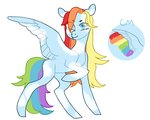 jellybeanbullet rainbow_dash redesign