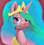 absurdres greatspacebeaver highres princess_celestia
