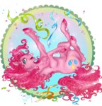 cigarscigarettes confetti highres pinkie_pie transparent