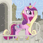 canterlot princess_cadance westy543