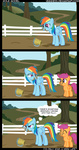 comic highres mug rainbow_dash scootaloo veggie55