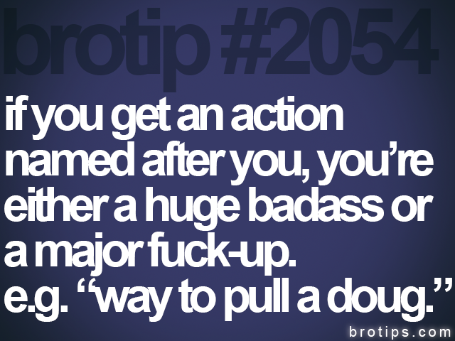 brotip #2054 if you get an action&lt;br&gt;