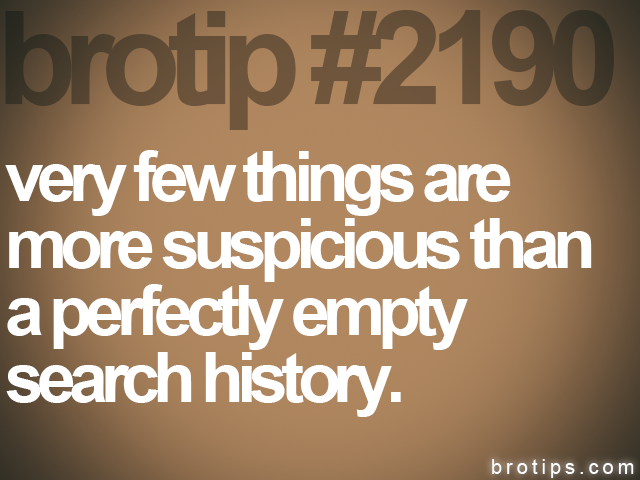 brotip #2190 very few things are<br>