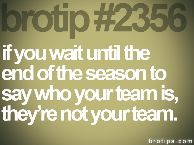 brotip #2356 if you wait until the<br>