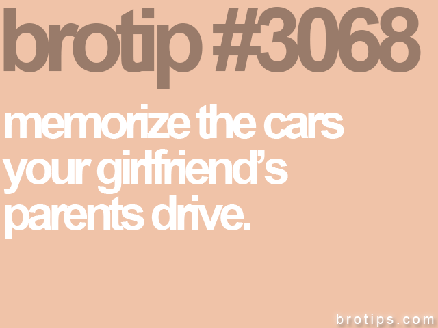 brotip #3068 memorize the cars<br>