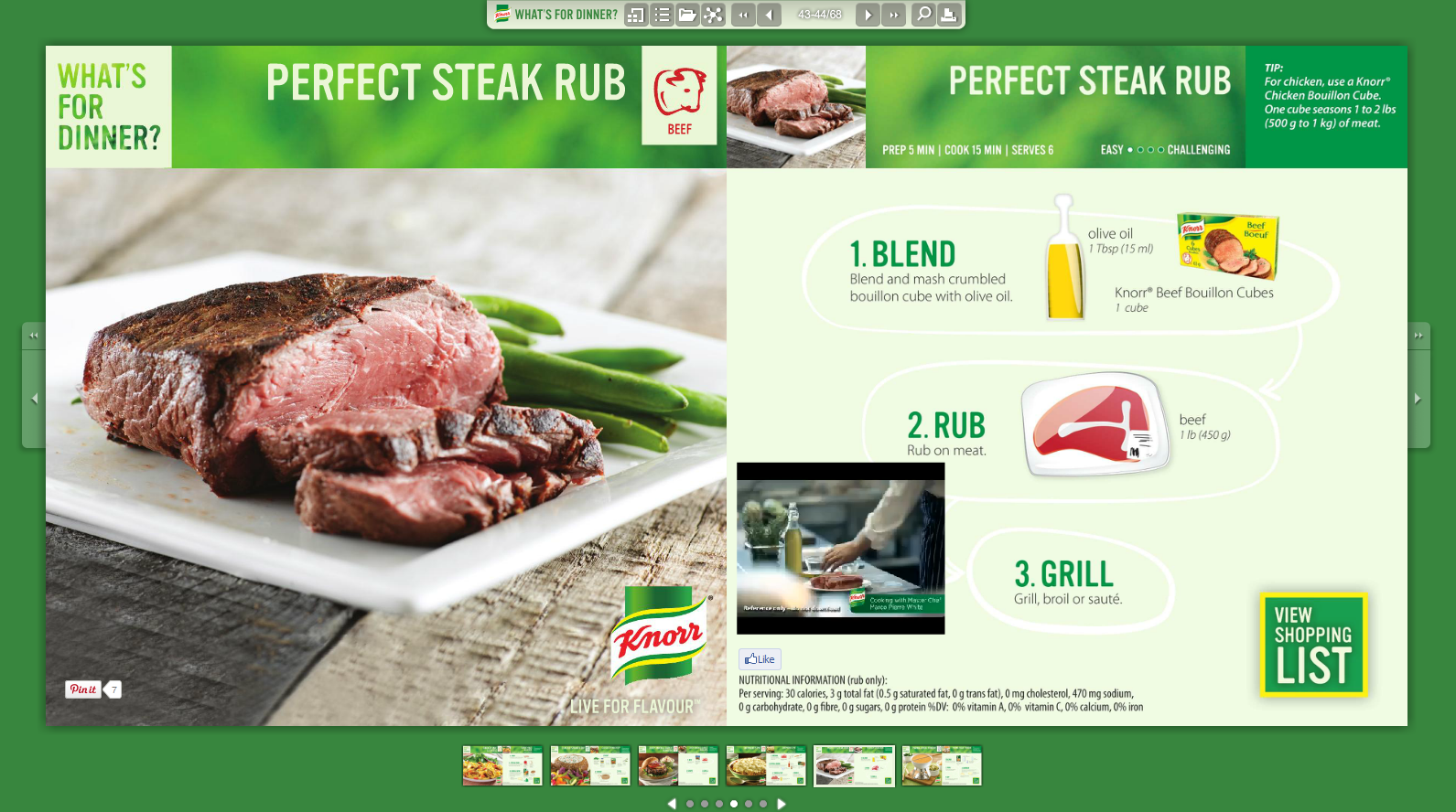 12304_KNORR_WFD_MEAL_IDEAS_FLIPBOOK