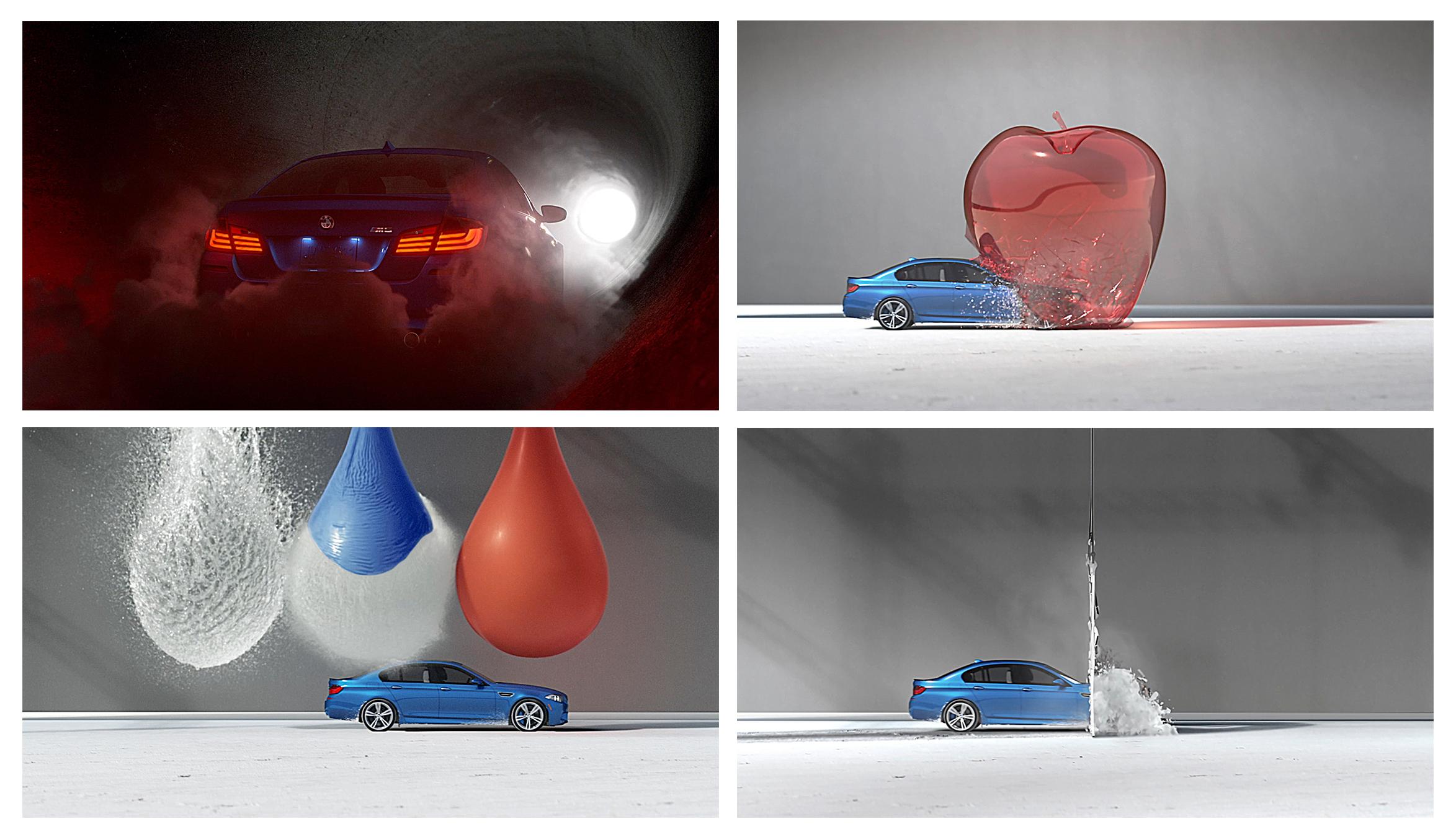 BMW Bullet Stills