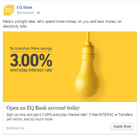 eqbank facebook ad