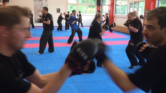Bericht 5. Sparring-Training vom 09.05.2015