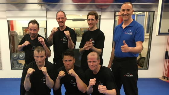 Krav Maga Advanced Prüfungen Juni 2016