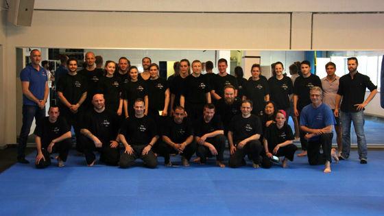 Einweihungsfest: Neues Trainingscenter Krav Maga Möhlin