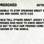 Week of May 14 – Peter and John Preached – Social Media