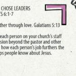 Week of May 21 – The Church Chose Leaders – Social Media