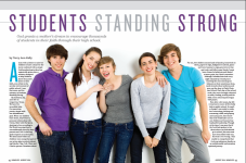 Awake, Session 6 (Return to The Task): Students Standing Strong