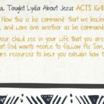 Week of July 23—Paul Taught Lydia About Jesus—Social Media Plan
