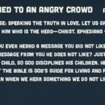 Week of August 13—Paul Preached to an Angry Crowd—Social Media Plan