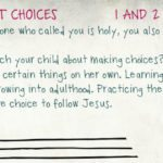 Week of August 27—Peter Taught About Choices—Social Media Plan