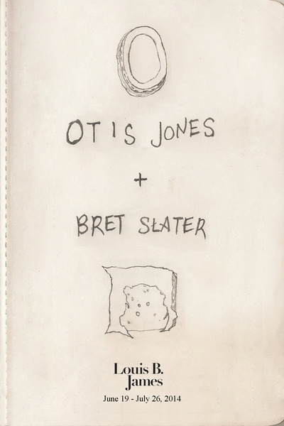 Otis Jones + Bret Slater at Louis B James 2014