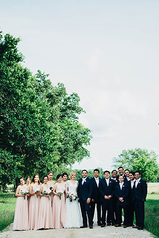 Zuniga   bridal party 2