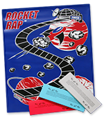 The Comprehension Zone™: Rocket Rap™
