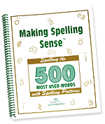 Making Spelling Sense™