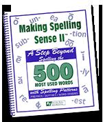 Making Spelling Sense™ II