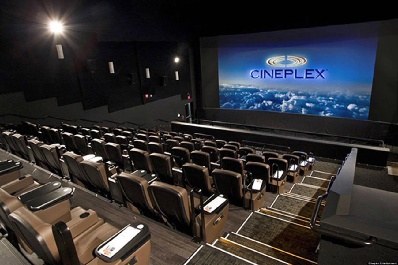Markham movie theatres