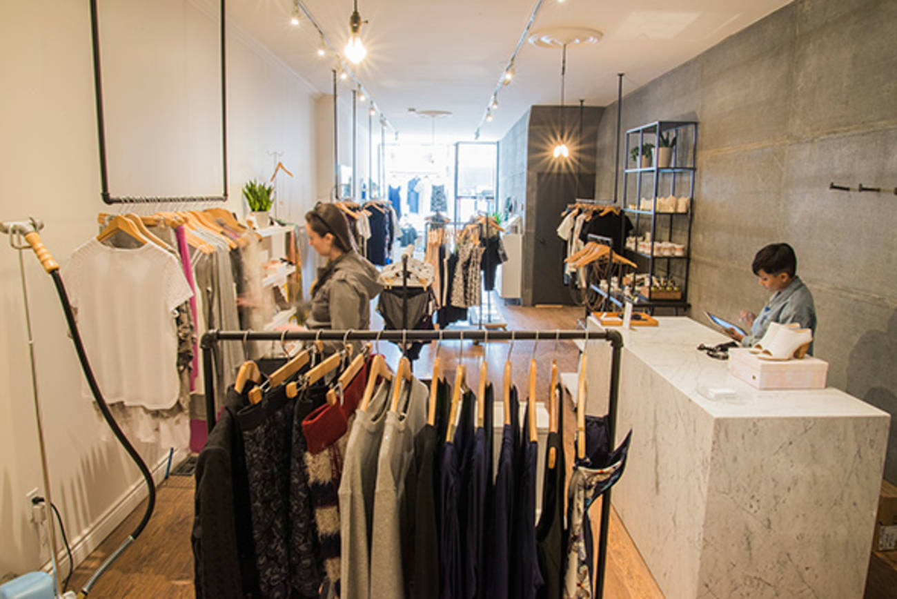 Fashion store in toronto 91