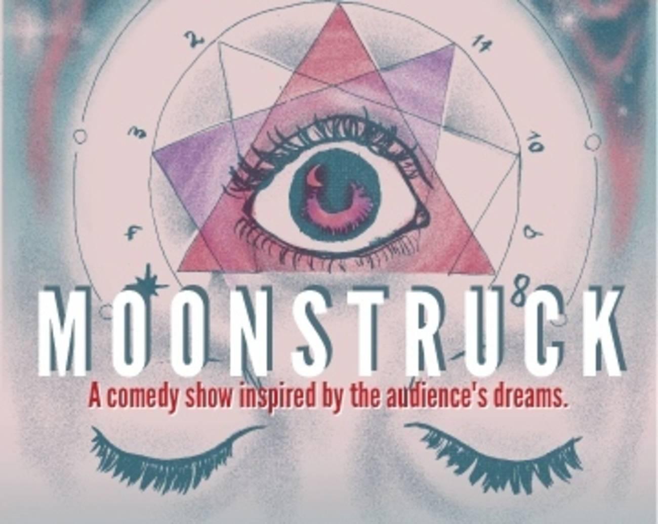 Moonstruck definition