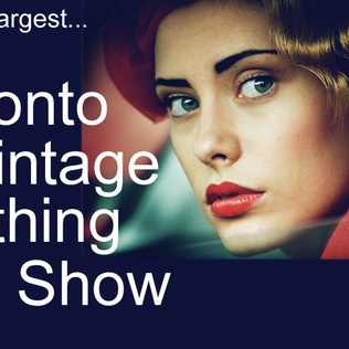Win passes to the Toronto Vintage Clothing Show